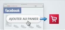 Intégrer votre catalogue sur un page Facebook